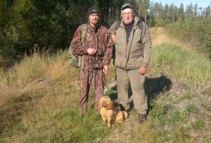 Meccala Niiskuneiti domare/tuomarit Vesa lammi & Esa Manninen