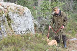 My vid stenen - Nuusku kiven vieressä