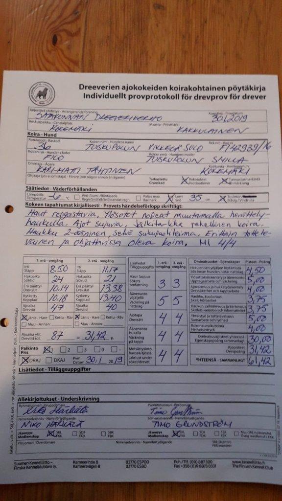 Ägare - Omistaja Tähtinen Kari-Matti
